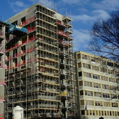 Реконструкции на сгради - Меридиан ООД - Кюстендил